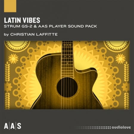 Applied Acoustics Systems Latin Vibes GS-2 Soundpack