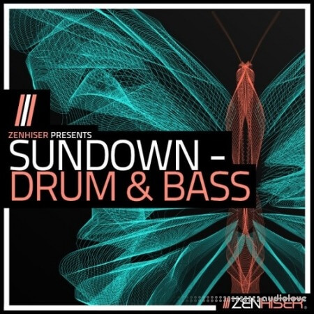 Zenhiser Sundown Drum and Bass