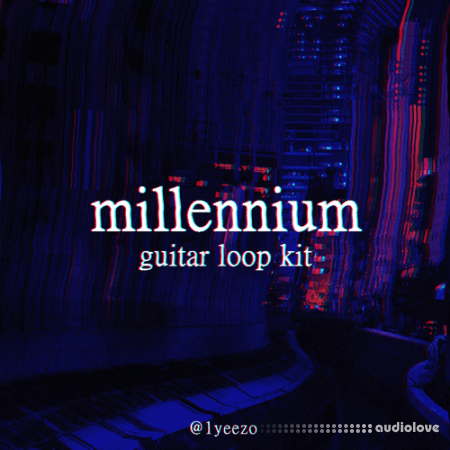 Yeezo Millennium Guitar Loop Kit