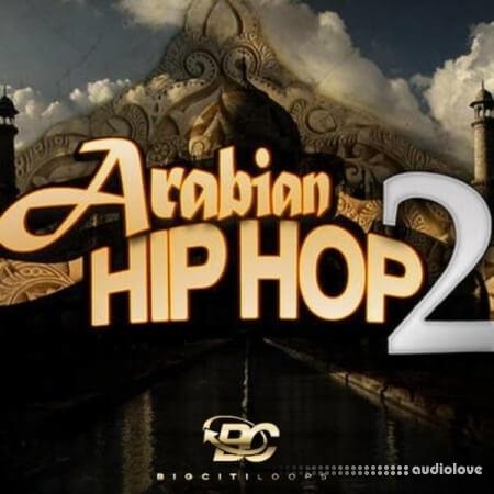 Pound Audio Arabian Hip Hop 2 MULTiFORMAT