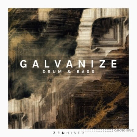 Zenhiser Galvanize Drum and Bass