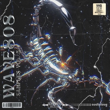 Wave808 sample pack Vol.5