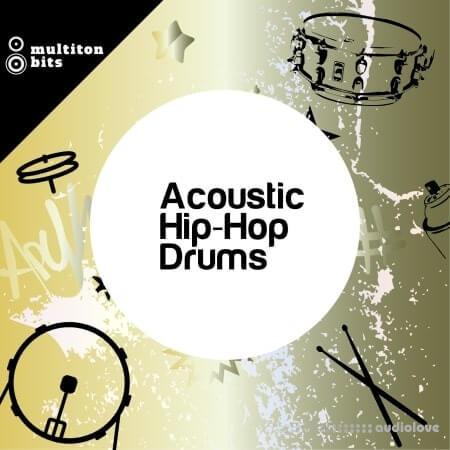 Multiton Bits Acoustic Hip-Hop Drums