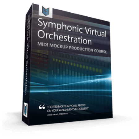 Cinematic Composing Symphonic Virtual Orchestration