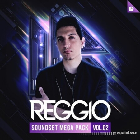 Revealed Recordings Revealed REGGIO Soundset Mega Pack Vol.2