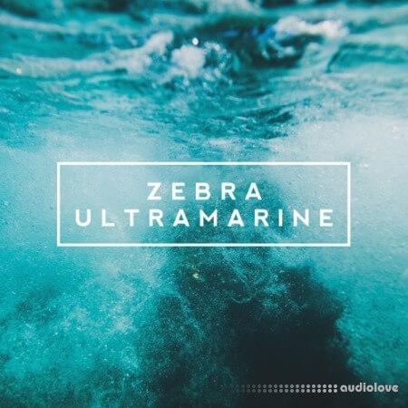 MIDIssonance  Zebra Ultramarine