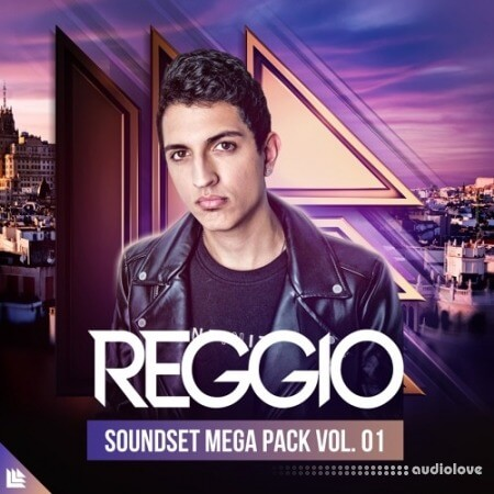 Revealed Recordings Revealed REGGIO Soundset Mega Pack Vol.1