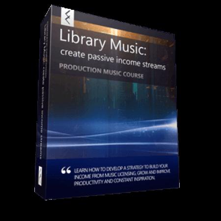 Cinematic Composing Library Music Create Passive Income Streams