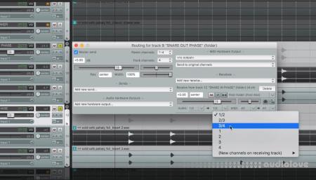 Thomas Brett Mixing Workflows