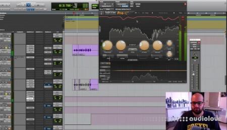 Matthew Weiss Mixing Beat Music