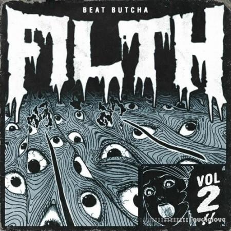 Beat Butcha Filth Vol.2 Drum Kit