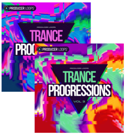 Producer Loops Trance Progressions Volume 2-3
