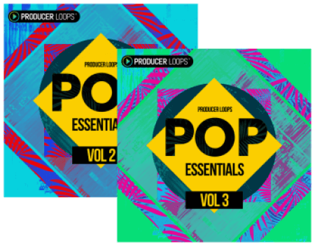 Producer Loops Pop Essentials Volume 2-3