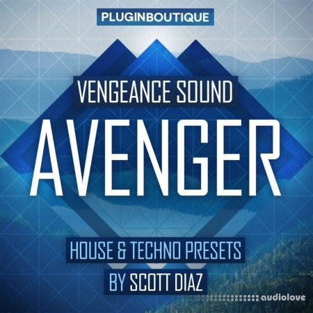 Plugin Boutique House and Techno Avenger Preset Pack