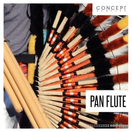 Concept Samples Pan Flute