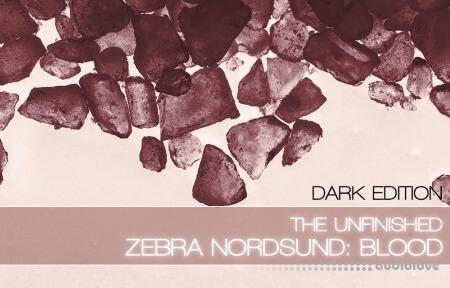 The Unfinished Zebra Nordsund: Blood Dark Edition