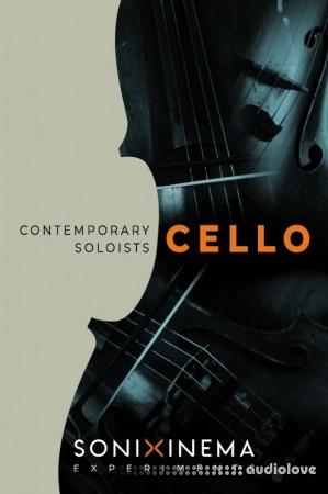 Sonixinema Contemporary Soloists Cello