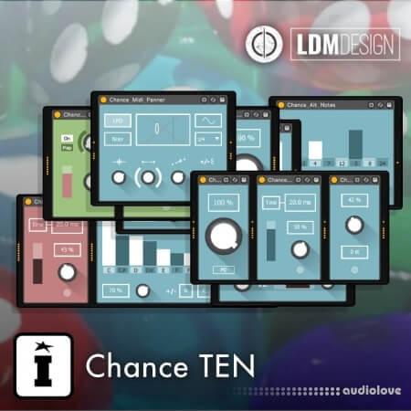 Isotonik Studios Chance TEN