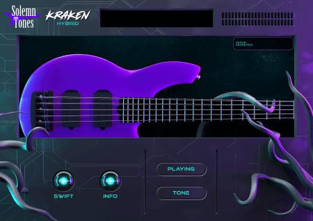 Solemn Tones Kraken Hybrid Bass
