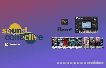 Novation Sound Collective: Zampler RX Creative Bundle
