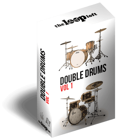 The Loop Loft Double Drums Vol.1