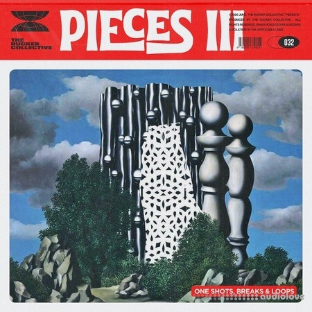 The Rucker Collective 032: Pieces Vol.3 (Drum Kit and Sample Pack)