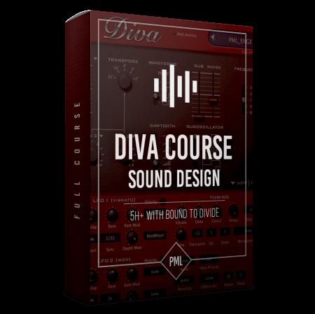 Production Music Live u-he Diva Sound Design Course