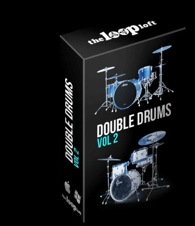 The Loop Loft Double Drums Vol.2