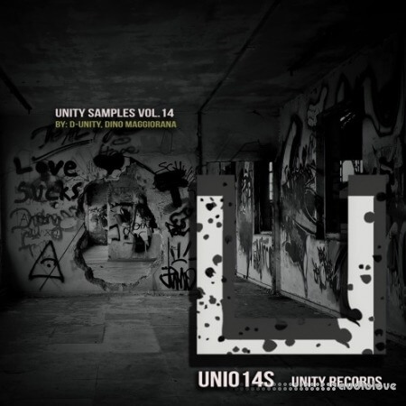 Unity Records Unity Samples Vol.14 By D-Unity and Dino Maggiorana