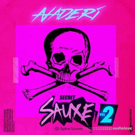 Splice Sounds Naderi's Secret Sauxe Vol.2