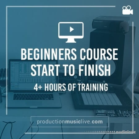 Production Music Live Beginners Course Making A Track from Start To Finish in Ableton Live