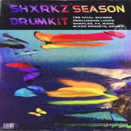 shxrkz Season Drumkit