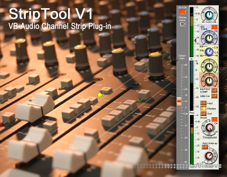 VB-Audio StripTool Vx