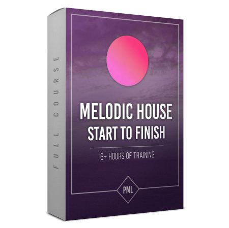 Production Music Live Melodic House Track from Start To Finish