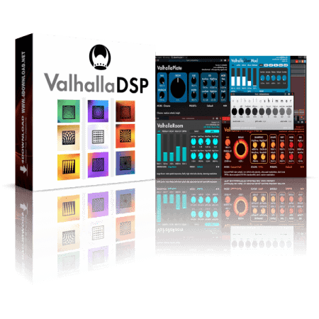 Valhalla DSP bundle