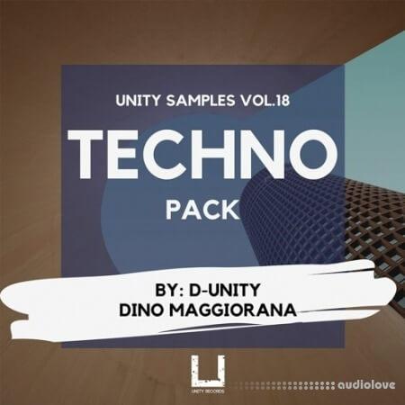 Unity Samples Vol.18 by D-Unity, Dino Maggiorana