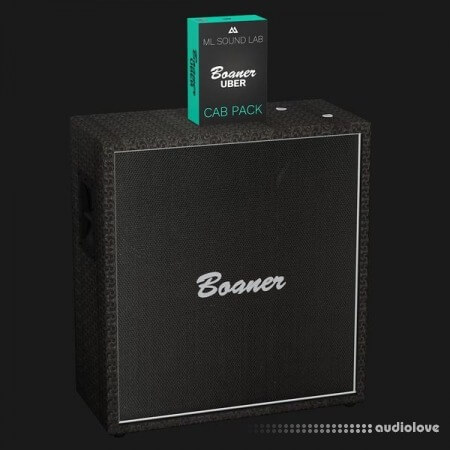 ML Sound Lab Boaner Cab Pack Impulse Response