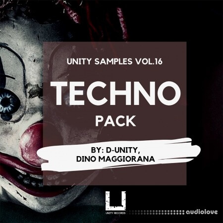 Unity Samples Vol.16 by D-Unity and Dino Maggiorana