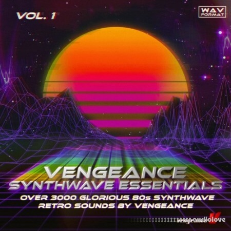 Vengeance Synthwave Essentials 1