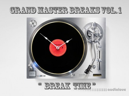 Vip Soundlab Grand Master Breaks Bundle