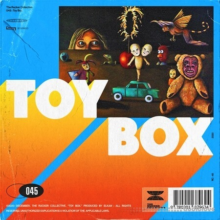 The Rucker Collective 045 Toy Box