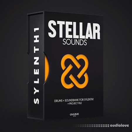 Stellar Sounds Charlie Dens STLR Sounds Pack Progressive House