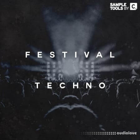 Sample Tools By Cr2 Festival Techno