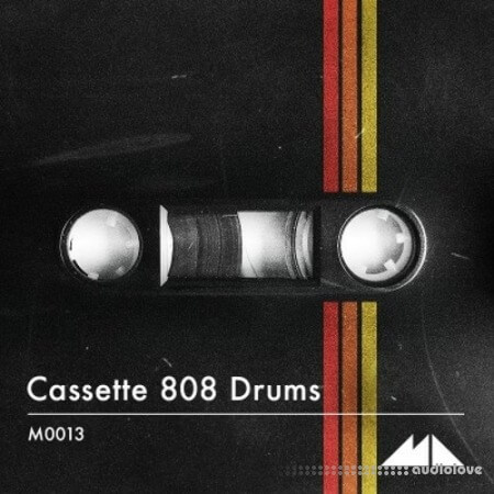 ModeAudio Cassette 808 Drums