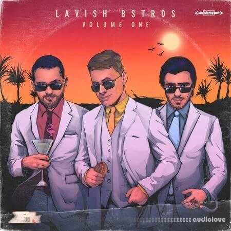 DopeBoyzMuzic Lavish BSTRDS Soulful Melodies Vol.1
