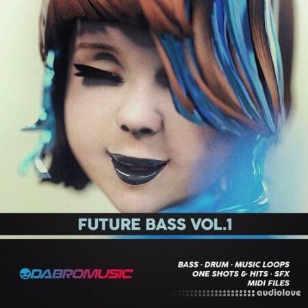 DABRO Music Future Bass WAV MiDi