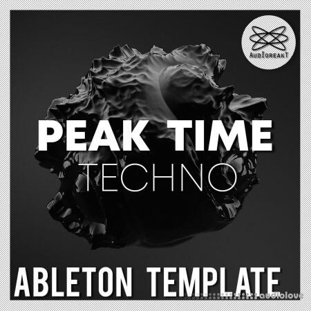 Audioreakt Peak Time Techno