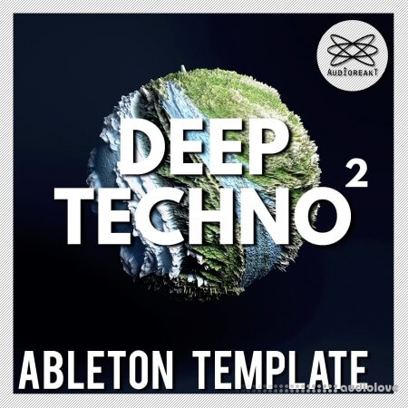 Audioreakt Deep Techno 2