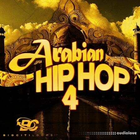Pound Audio Arabian Hip Hop 4 WAV MiDi