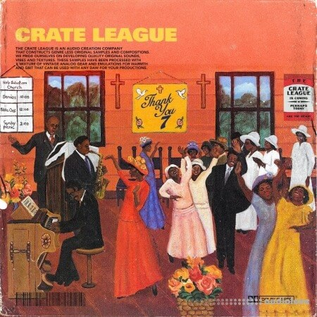 The Crate League Thank You Vol.7